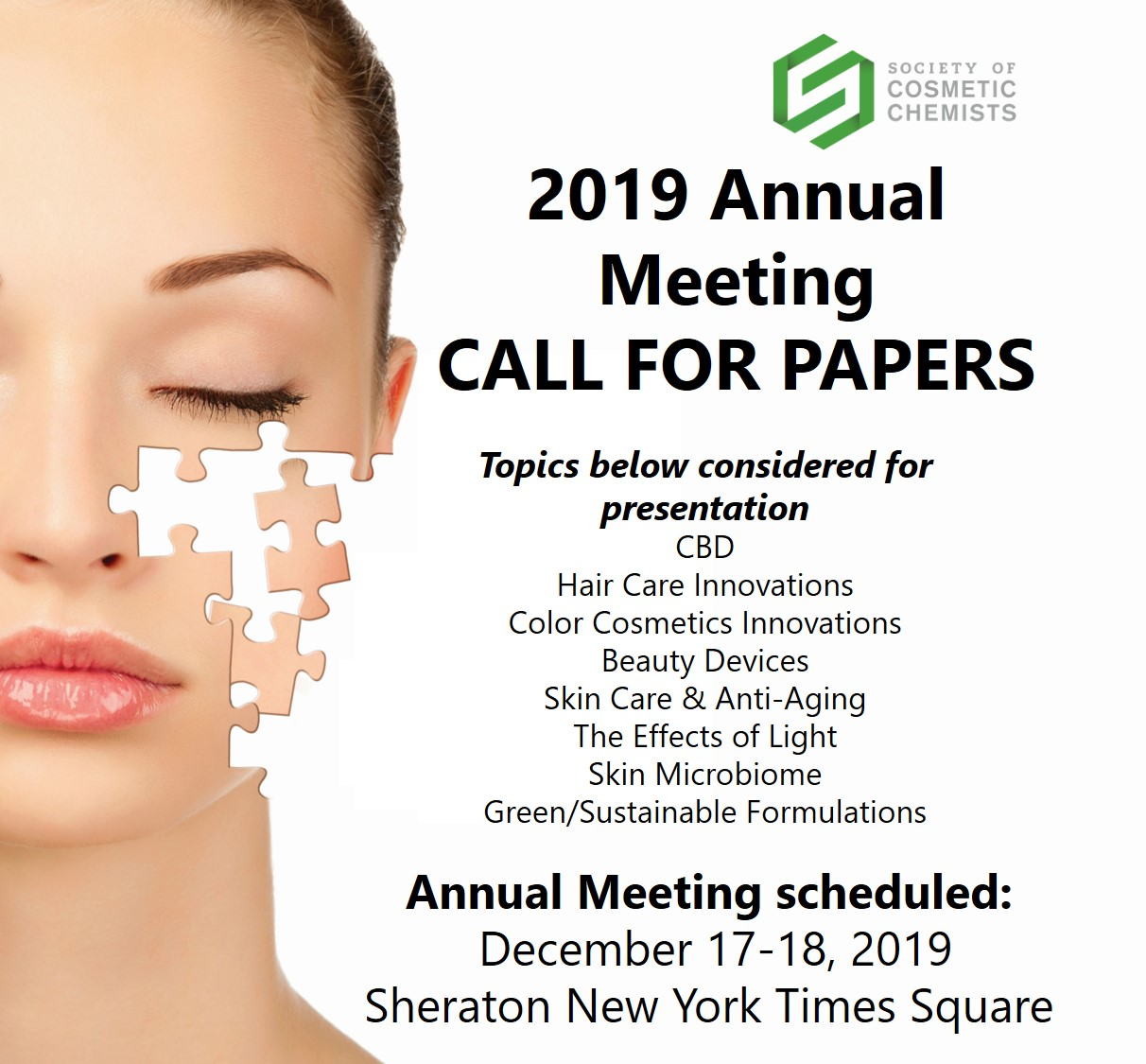 2019 Call for Papers