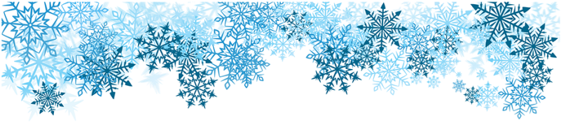 2019 hoiday party snowflake background